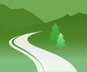 Ohio Bike Trails  Trail Maps TrailLinkcom - Us 36 bike path map