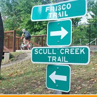 The Frisco Trail – Fayetteville, Arkansas