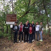 It Feels Good to Do Good: Team RTC's Make A Difference Day Trail Cleanup