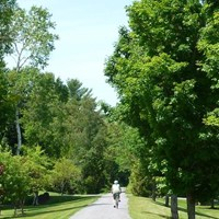 Vermont's Lamoille Valley Rail Trail
