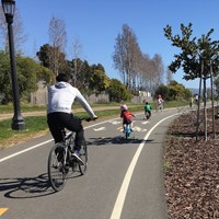 City of Alameda Celebrates Opening of Newest Trail Connection