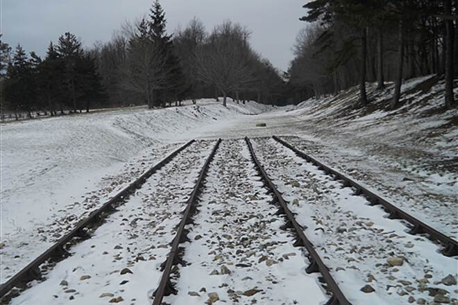 6 to 10 Trail System Incline plane rails