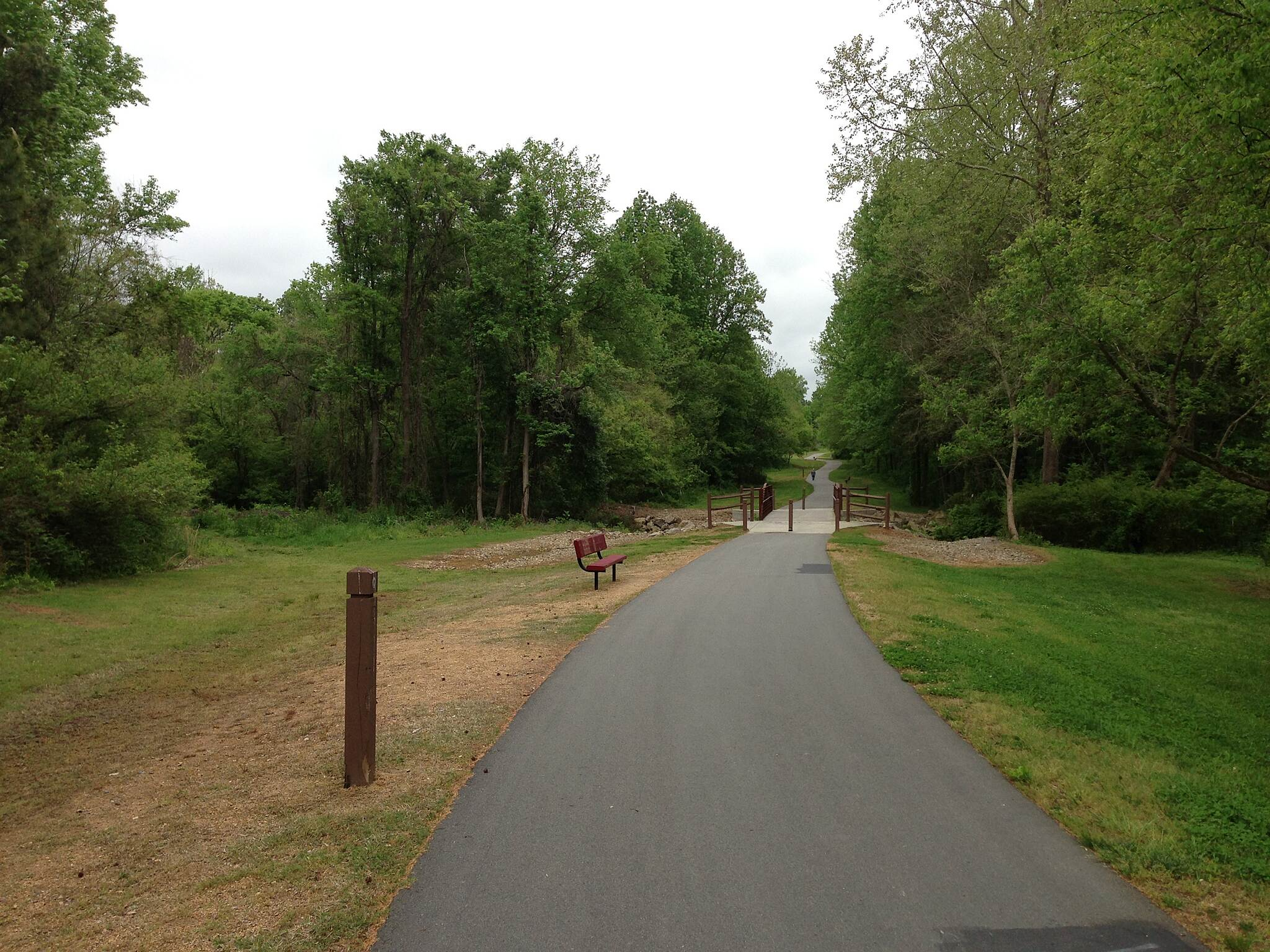 8th Street Greenway 8th Street Greenway, Kannapolis, NC A section of the greenway between West A Street and West 8th Street