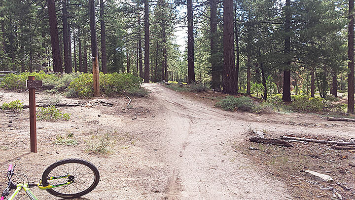 Al Tahoe Bike Trail Al Tahoe Bike Trail