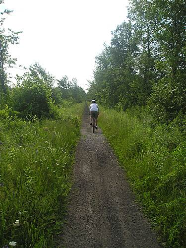 Alburg Recreational Rail-Trail