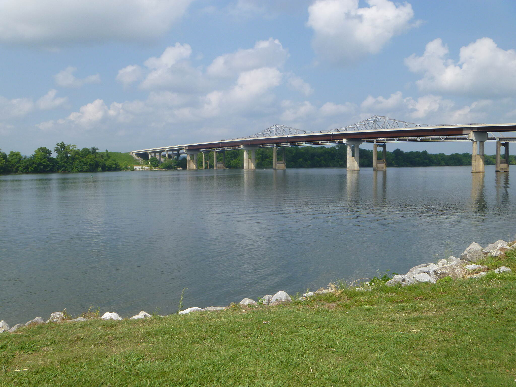 Aldridge Creek Greenway Tennessee River@Ditto Landing
