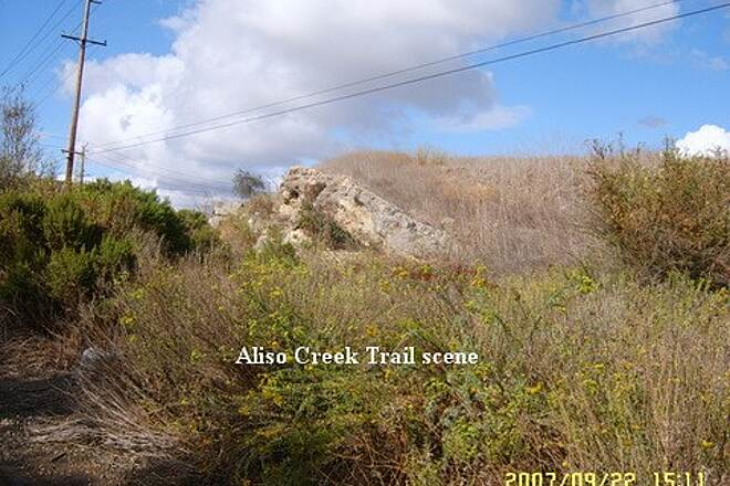 Aliso Creek Riding and Hiking Trail