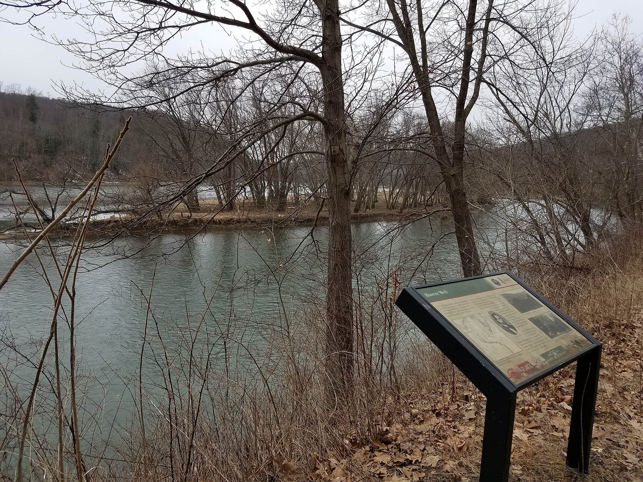 Allegheny River Trail Early Spring 2019 Early Spring 2019