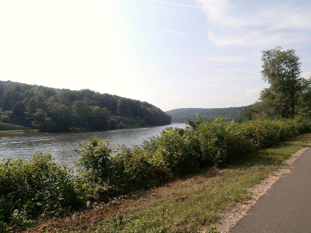 Allegheny River Trail Allegheny River Trail runs along the Allegheny River