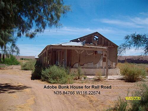 Amargosa River Trail Amargosa River Trail Old Adobe Bunk House