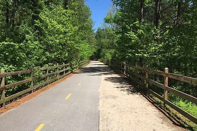 American Tobacco Trail | North Carolina Trails | TrailLink