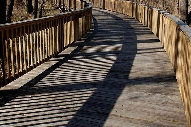 Anacostia River Trail The Boardwalk