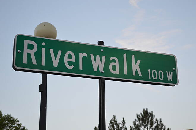 Arkansas Riverwalk Trail Riverwalk Trail Pueblo has a rich history