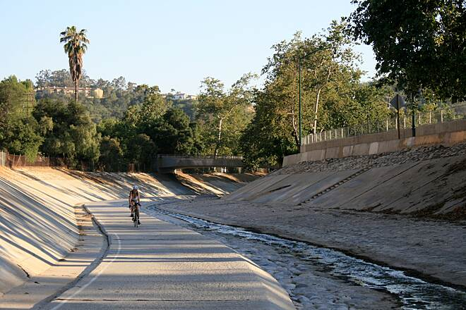 Arroyo Seco Bike Path Arroyo Seco Bike Path