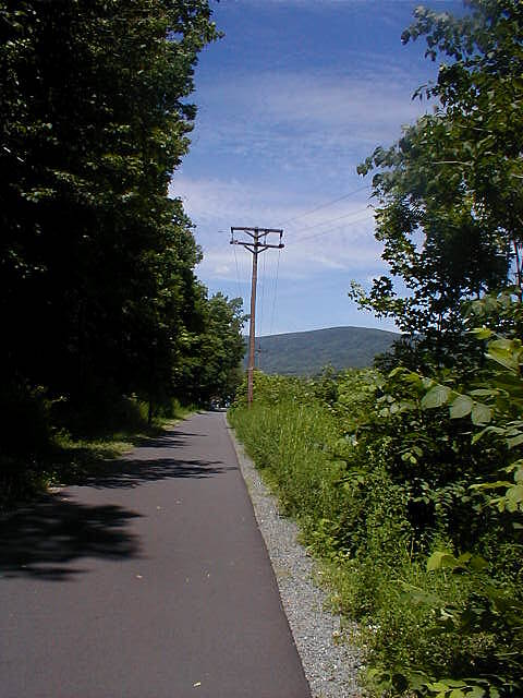 Ashuwillticook Rail Trail Outstanding