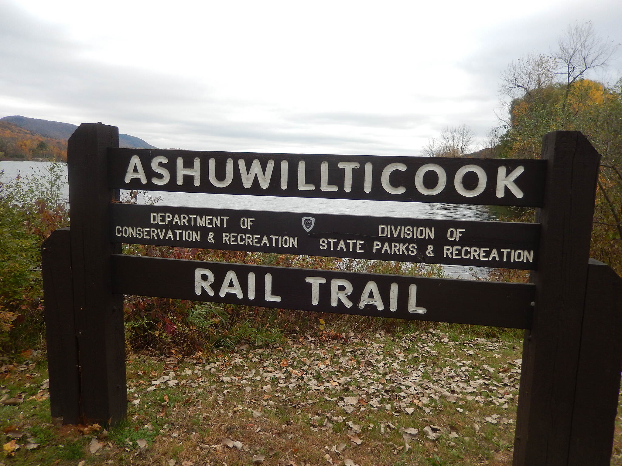 Ashuwillticook Rail Trail ASHUWILLTICOOK RAIL TRAIL IT WAS WORTH TRAVELING 2 HOURS 38 MINUTES TO GET HERE!