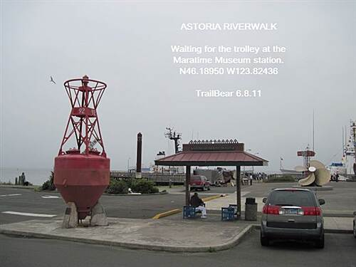 Astoria Riverwalk ASTORIA RIVERWALK The Maritime Museum is a Must See