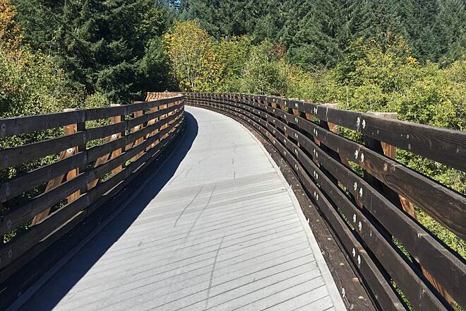 Banks-Vernonia State Trail Banks-Vernonia State Trail