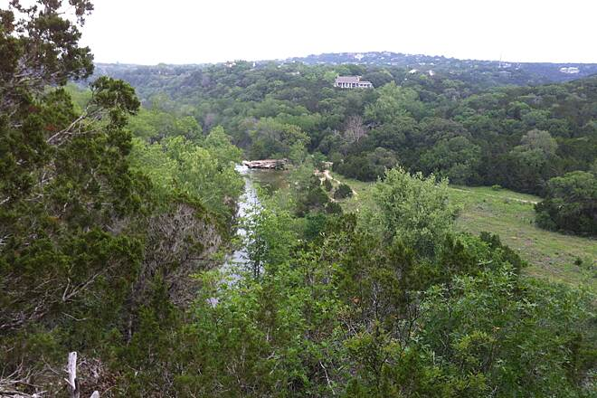 Barton Creek Greenbelt Southwestern Barton Creek