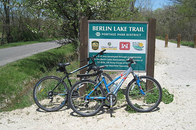 Berlin Lake Trail Berlin Lake Trail