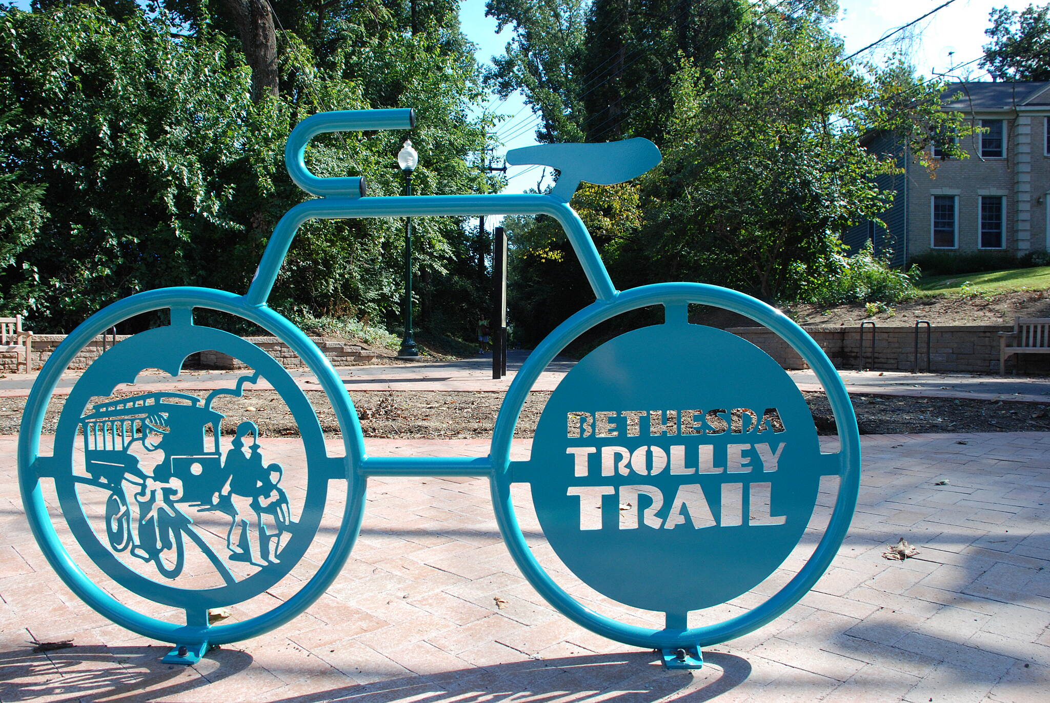 Bethesda Trolley Trail BTT1