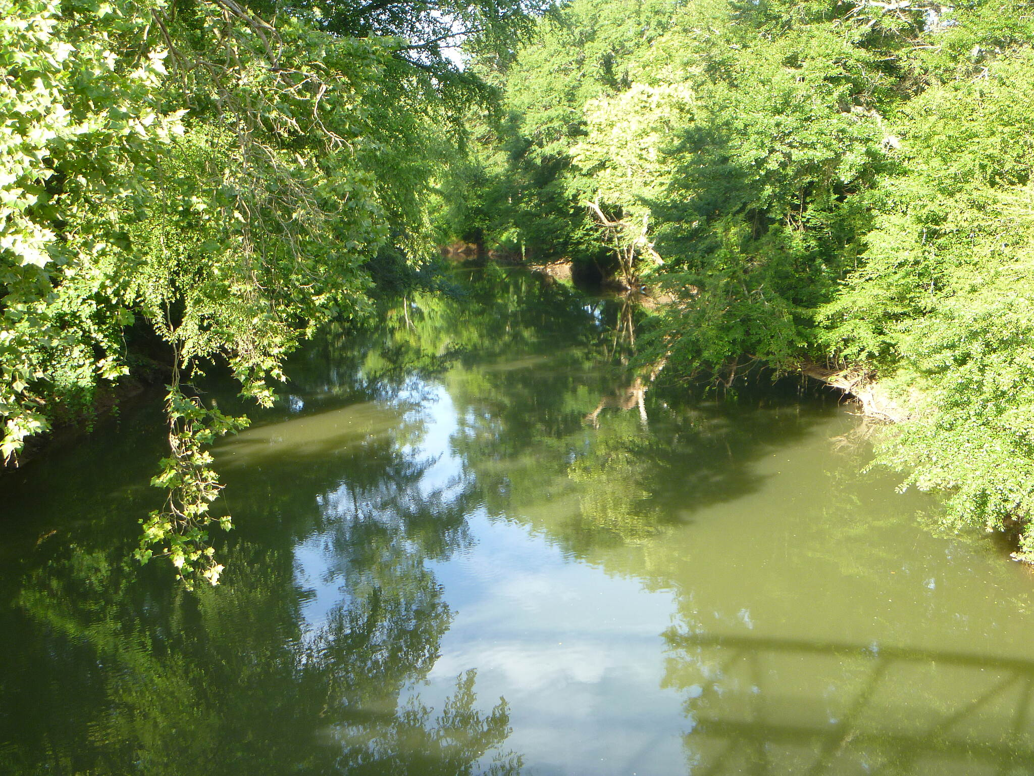 Big Cove Creek Greenway creek A part of Big Cove Creek