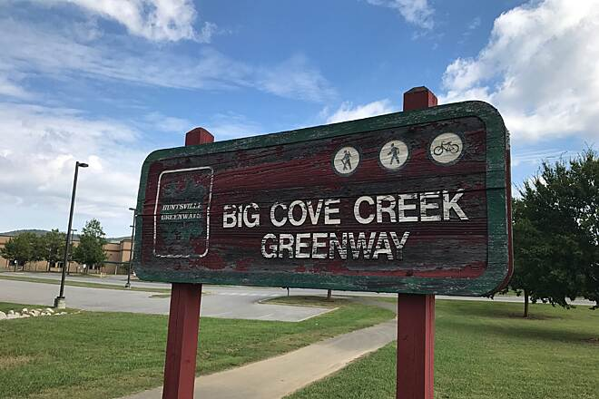 Big Cove Creek Greenway Big Cove Creek Greenway
