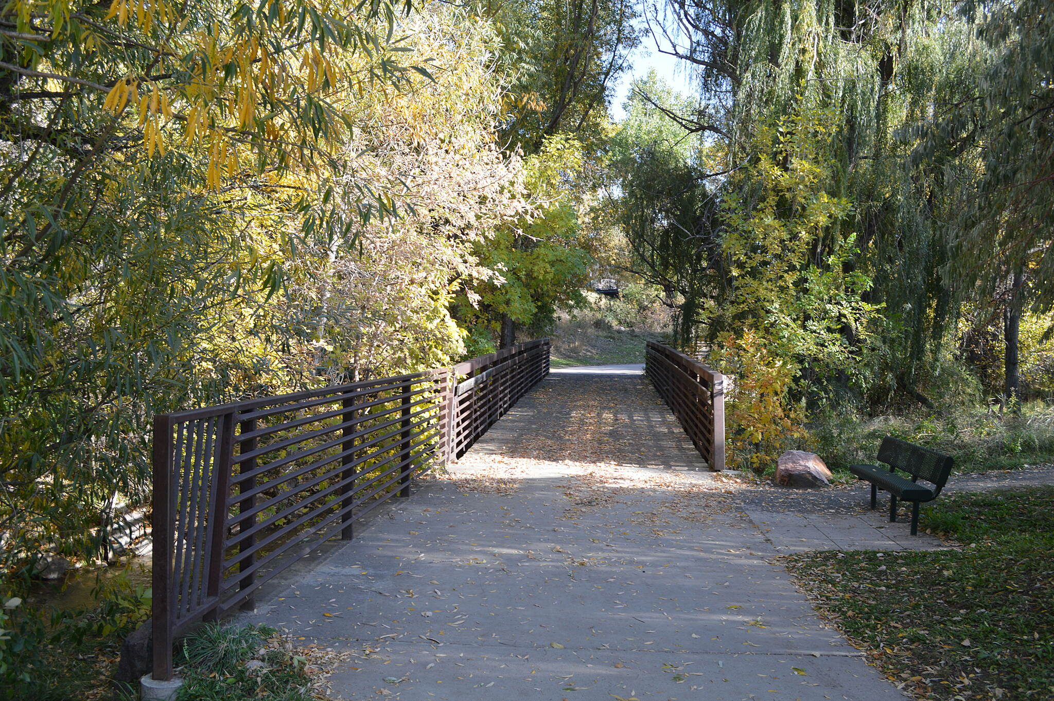 Big Dry Creek Trail (Littleton) Big Dry Creek Trail This is a beautiful connector trail in Littleton. Easy access and a great way to get around town.