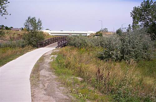 Big Dry Creek Trail (Westminster) Near City Park Near City Park