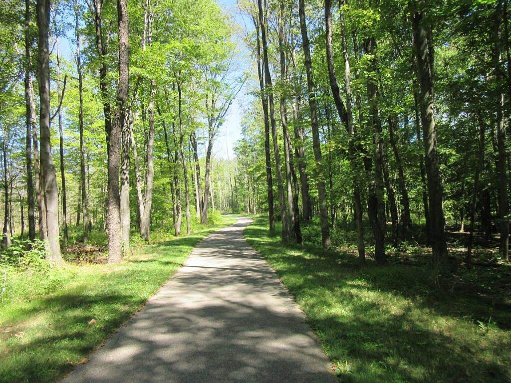 Bike and Hike Trail August 2015 along the trail Along the trail, August 2015