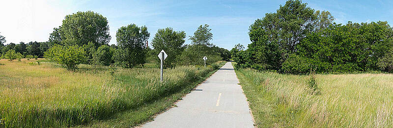 Bison Trail Bison Trail Image provided by Jerry Wilkins