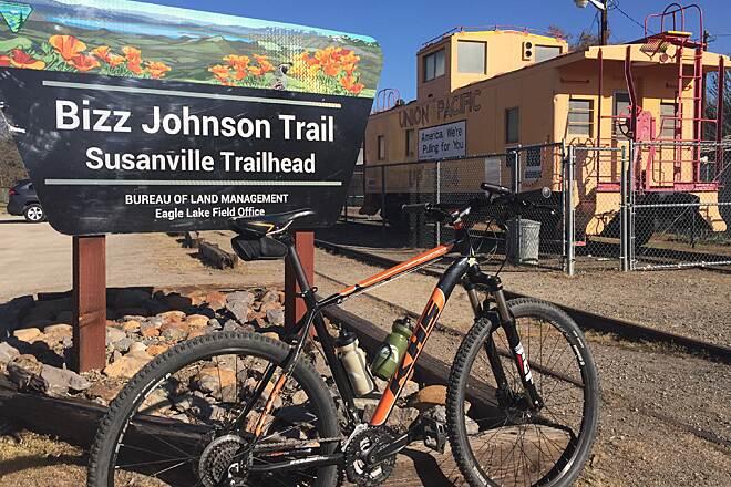 Bizz Johnson National Recreation Trail | California Trails