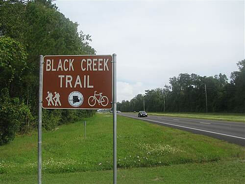 Black Creek Trail