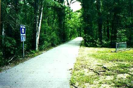 Black Creek Trail Black Creek Trail Within Black Creek Park just north of Green Cove Springs.