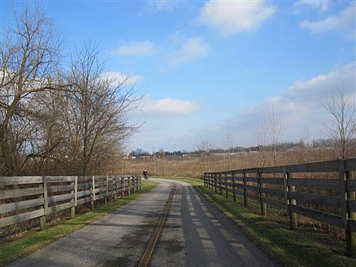 Blacklick Creek Greenway Trail