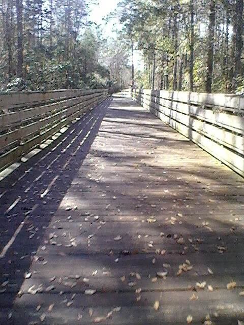 Blountstown Greenway Bike Path Bridge