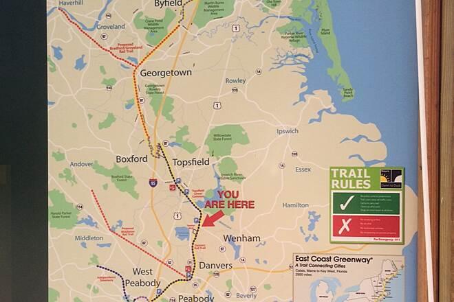 Rails To Trails Idaho Map.Border To Boston Trail In Massachusetts Traillink