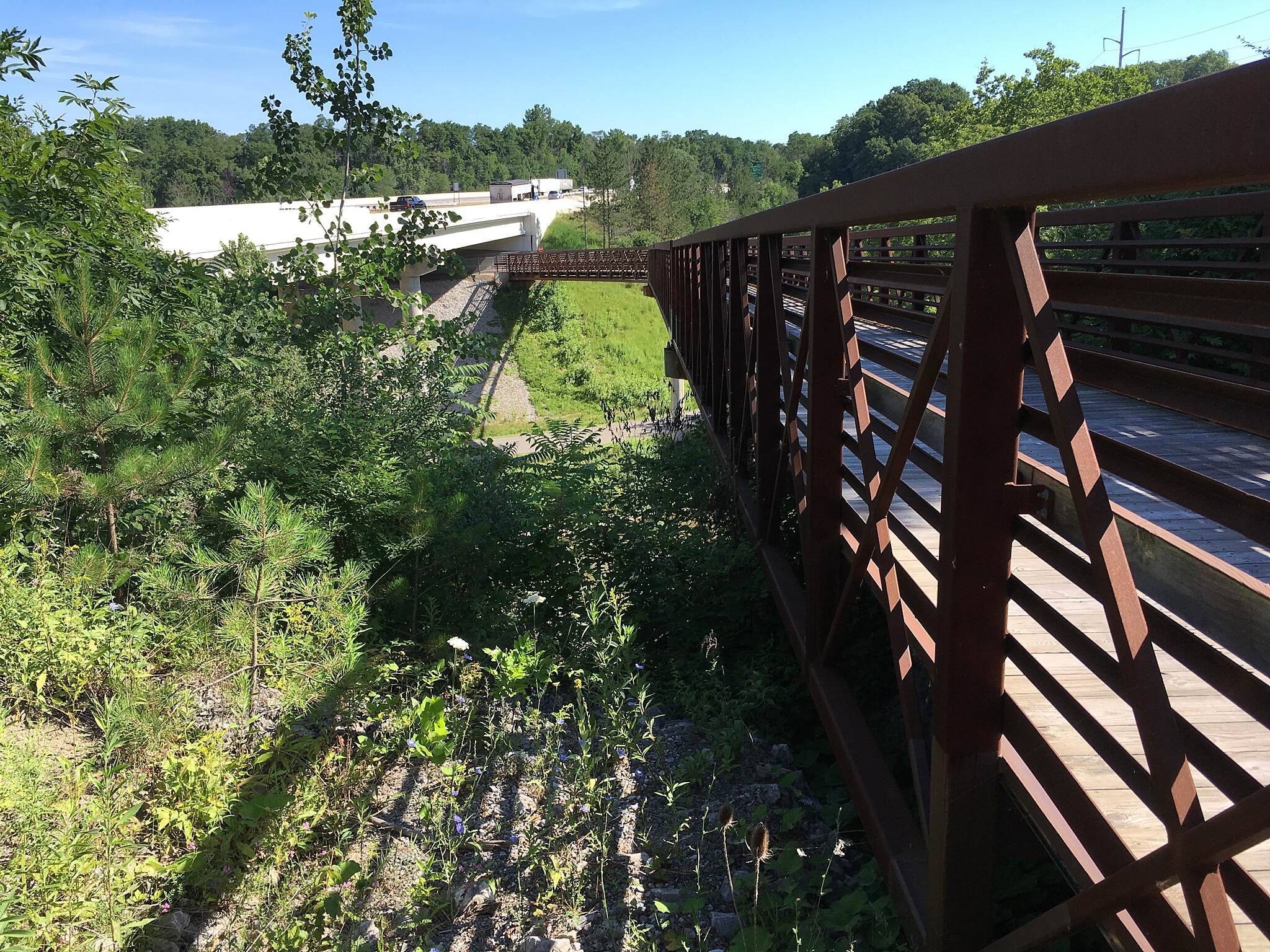 Bridgeway Trail July 19, 2018