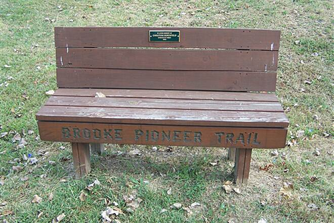 Brooke Pioneer Trail Brooke Pioneer Bench