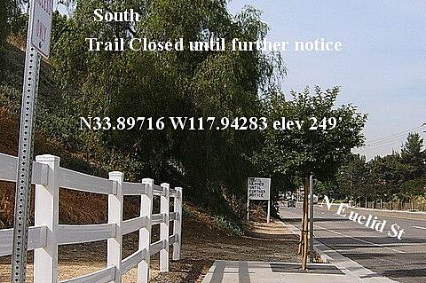 Bud Turner Trail Bud Turner Trail Closed until futher notice