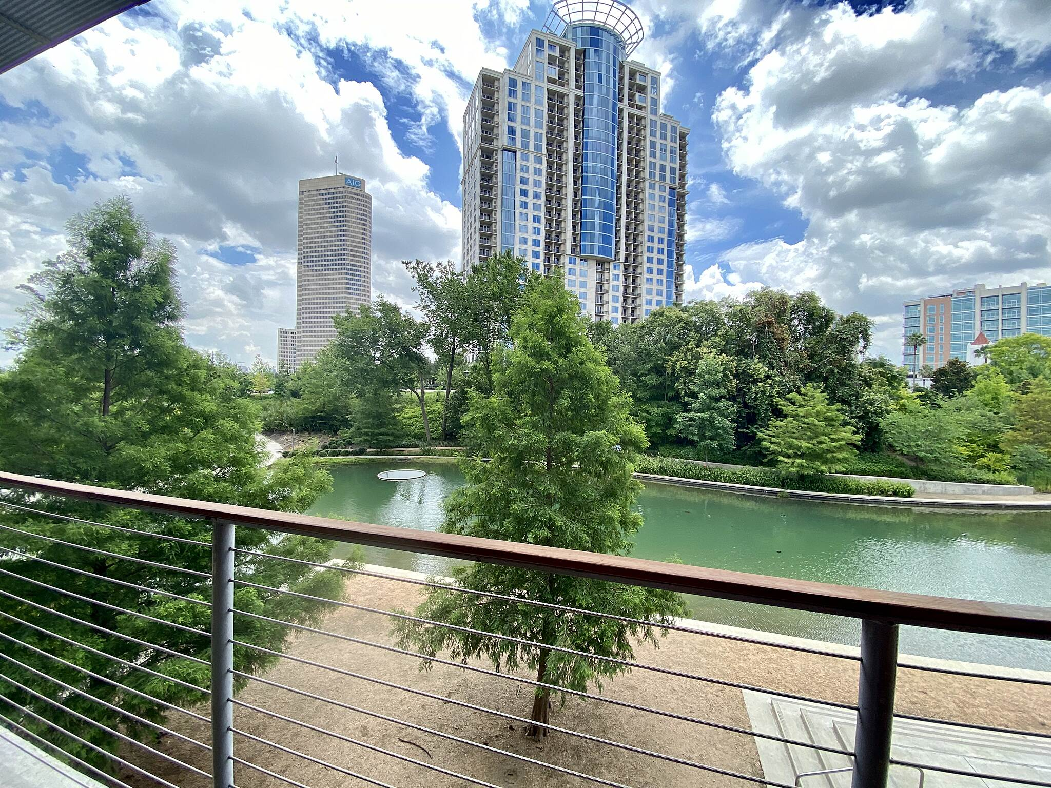 Buffalo Bayou Trail