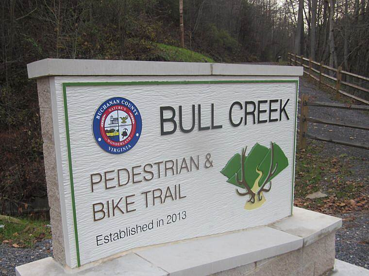 Bull Creek Pedestrian and Bike Trail Bull Creek Pedestrian and Bike