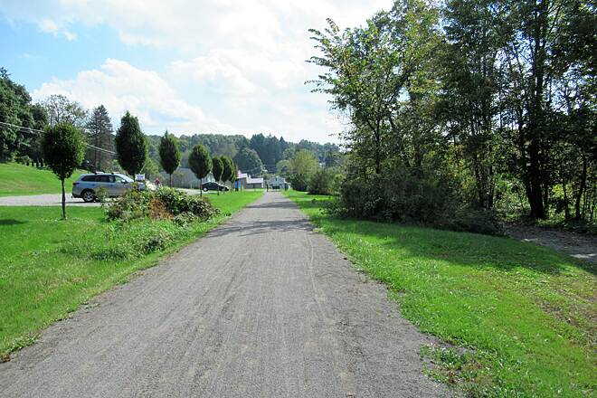Butler-Freeport Community Trail Winfield Road in Cabot parking New since 2016, large parking lot off Winfield Road in Cabot.