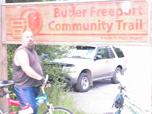 Butler-Freeport Community Trail