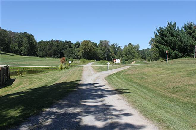 Butler-Freeport Community Trail  Fore!!  yeah you do go through a golf course