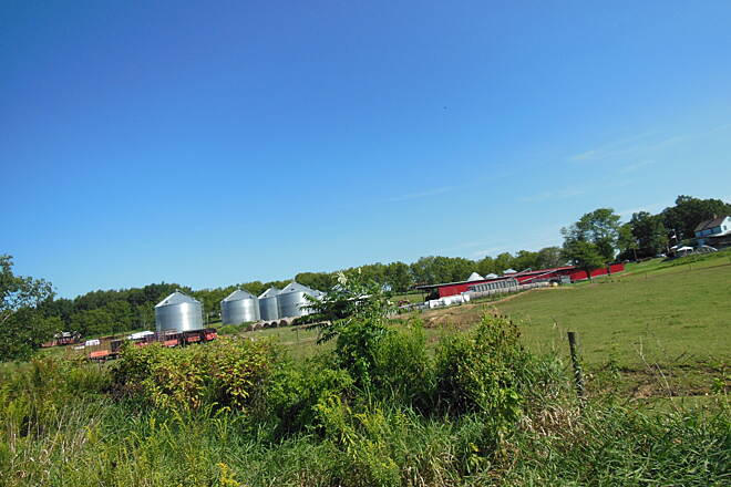 Butler-Freeport Community Trail Farm When you pass the farm in the summer, you'll know it by the...aroma...