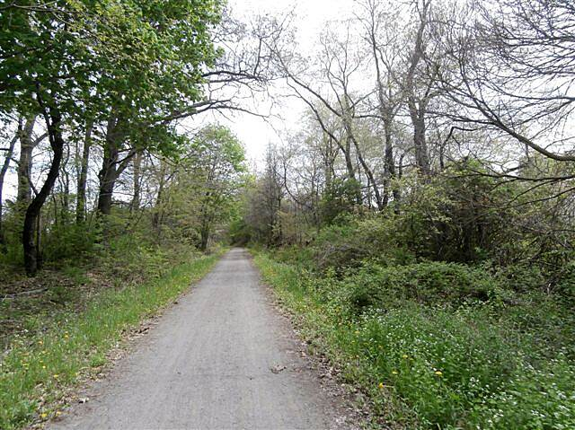 Butler-Freeport Community Trail Trail, May 2014