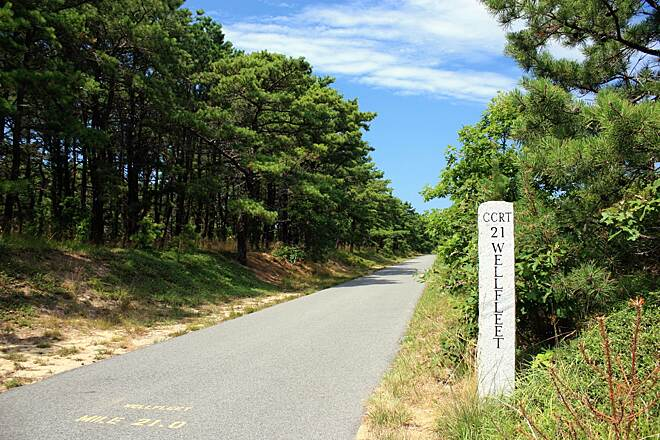 Cape Cod Rail Trail Cape Cod Rail Trail A great way to enjoy some time on the Cape.