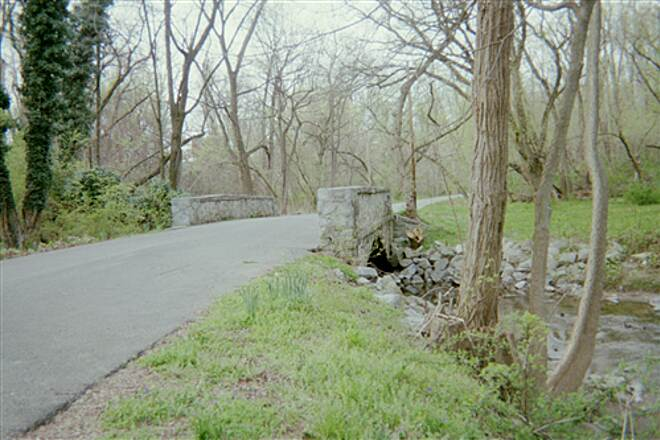 Capital Area Greenbelt Capital Area Greenbelt Stone bridge located east of Route 230.