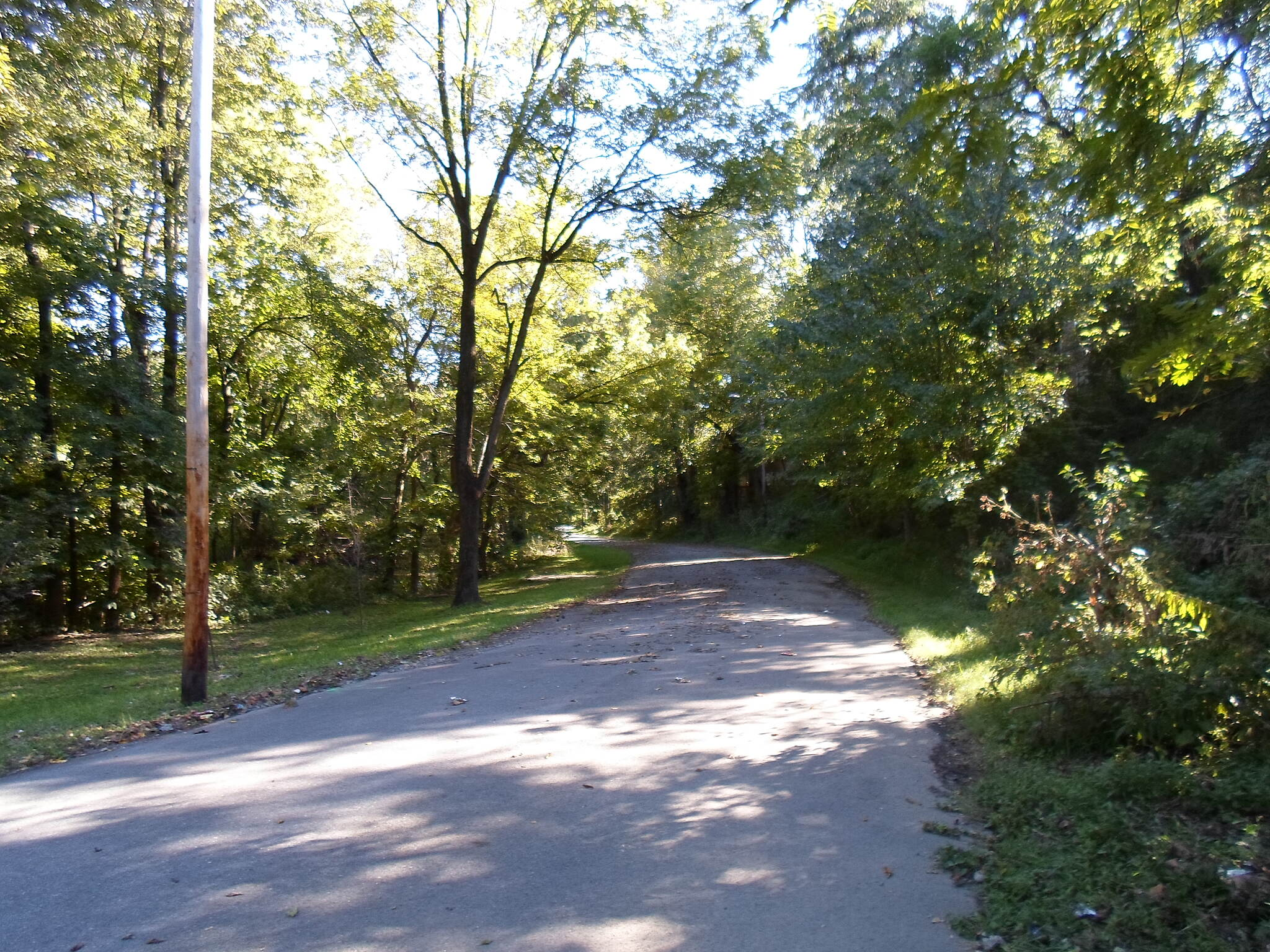 Capital Area Greenbelt Capital Area Greenbelt Cameron Park Drive section of the trail on the city's south end.